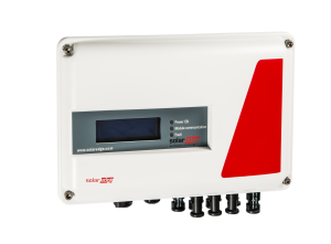 SolarEdge Safety and Monitoring Interface